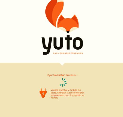 page de connexion yuto identifiant