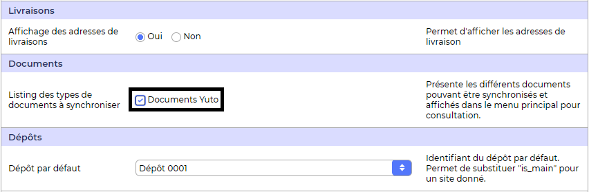 Yuto logiciel crm