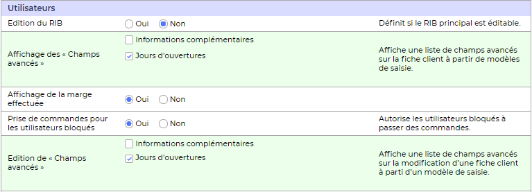Yuto gestion relation client